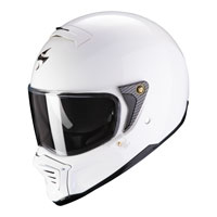 Scorpion Streetfight Exo Fighter Solid White