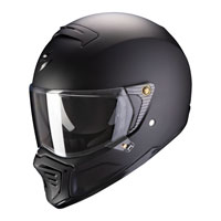Scorpion Streetfight Exo HX1 Solid negro mate