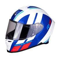 Full Face Helmet Scorpion Exo R1 Corpus Blue