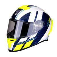 Casco Integrale Scorpion Exo R1 Corpus Giallo