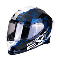 Full Face Helmet Scorpion Exo R1 Ogi White