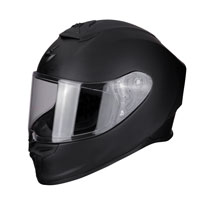 Casco Integrale Scorpion Exo R1 Solid Nero Opaco