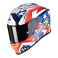 Casco Scorpion Exo R1 Air Replica Alvaro 2