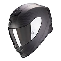 Casco Scorpion Exo R1 Carbon Air Nero Opaco