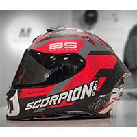 Casco Integrale Scorpion Exo R1 Fabio Replica