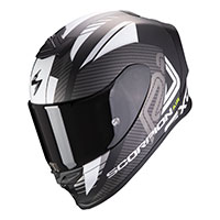 Casco Integrale Scorpion Exo R1 Halley Nero
