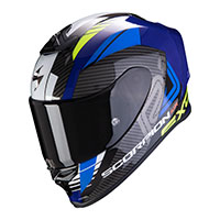Casco Integrale Scorpion Exo R1 Halley Blu