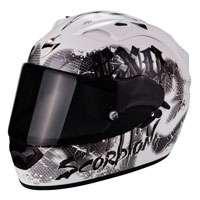Scorpion Exo-1200 Air Tenebris Bianco Perla-argento