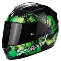 Scorpion Exo-1200 Air Tenebris Nero-verde