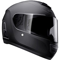 Sena Momentum Std Bluetooth Helmet Black Matt
