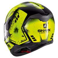 Shark D-skwal Dharkov Giallo-nero