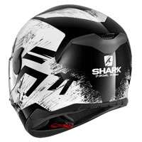 Shark D-skwal Hiwo Bianco-nero