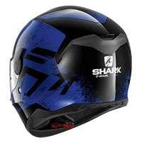 Shark D-skwal Hiwo Blu-nero