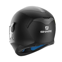 Shark D-skwal Blank Matt Black