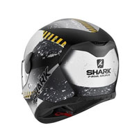 Shark D-skwal Saurus Matt White Anthracite