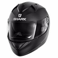 Shark Ridill Blank Nero Opaco