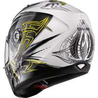 Shark Ridill Finks White-black-yellow
