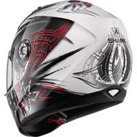 Shark Ridill Finks White-black-red