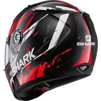 Shark Ridill Oxyd Black-red