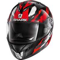 Shark Ridill Oxyd Nero-rosso