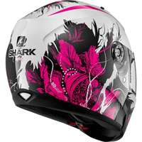 Shark Ridill Spring White-black-purple