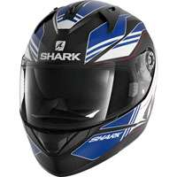 SHARK RIDILL TIKA MATT BLACK-BLUE-WHITE