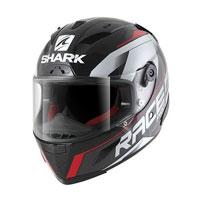 Shark Race-r Pro Sauer Nero-antracite-rosso