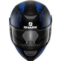 Shark Skwal Hiya Nero Opaco-blu