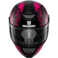 Shark Skwal Hiya Nero Opaco-viola Donna