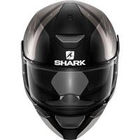 Shark Skwal Warhen Nero Opaco-antracite