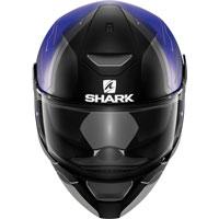 Shark Skwal Warhen Nero Opaco-blu