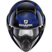Shark Vancore Flare Nero-blu