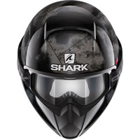 Shark Vancore Flare Nero-argento