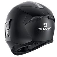 シャーク D-Skwal 2 ブランクマット ヘルメット ブラック