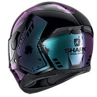 Shark D-skwal 2 Dharkov Helmet Violet Glitter