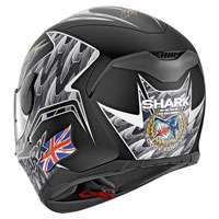 Shark D-skwal Fogarty Nero Opaco