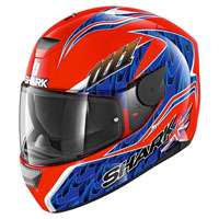 Shark D-skwal Fogarty Red Blue