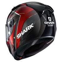 SHARK RACE-R PRO CARBON DEAGER RED