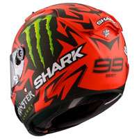 Shark Race-r Replica Lorenzo Austrian Gp Mat Rosso
