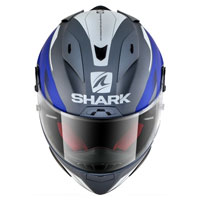 Shark Race-r Pro Sauer Mat Blue White Grey