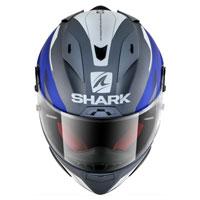 Shark Race-r Pro Sauer Mat Blu Bianco Grigio