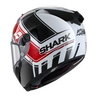 Shark Race-r Pro Zarco Gp France White Red