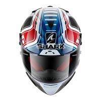 Shark Race-r Pro Zarco Gp Francia Bianco Rosso - 3