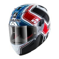 Shark Race-r Pro Zarco Gp France Blanc Rouge