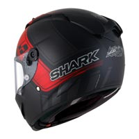 Shark Race-r Pro Zarco Gp France Noir Rouge