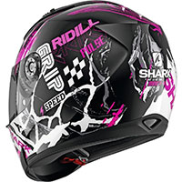 Shark Ridill 1.2 Drift R Helmet Black Violet White