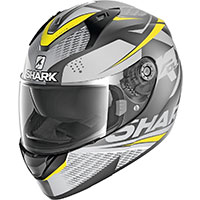 Casco Shark Ridill 1.2 Stratom Mat Giallo