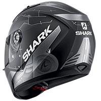 Shark Ridill 1.2 Mecca Mat Helmet Black