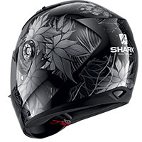 Shark Ridill 1.2 Nelum Helmet Black Silver