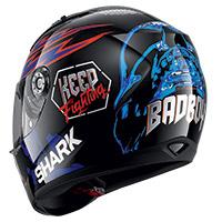 Shark Ridill 1.2 Replica Catalan Bad Boy Helmet